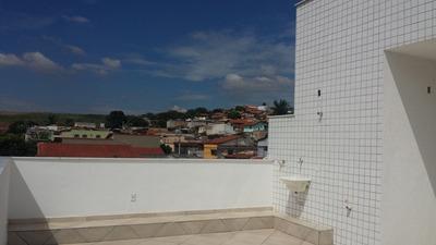 Cobertura Com 2 Quartos Para Comprar No Novo Glória Em Belo Horizonte/mg - 9907