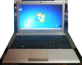 Notebook Samsung 500gb 2gb Ram Dualcore Windows 7 Wifi 14pol
