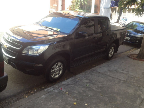Chevrolet S10 2.8lt 4x4 Cd 16v Turbo Diesel 4p Automát 2014