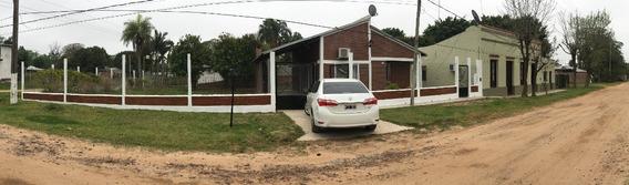 Alquiler Casa En Empedrado