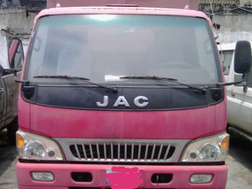 Camion Jac Cava 2014 Modelo Hfc 1048k