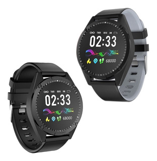 Smart Watch Inteligente Monitor Ritmo Cardíaco Sport Fitnes
