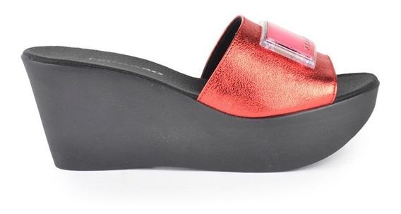 Zapatos De Mujer De Ecocuero Zuecos Honolulu - Ferraro