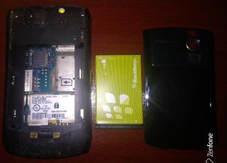 Blackberry, Usado Somente Para Usar As Peças.