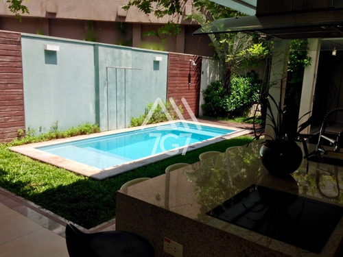 Casa À Venda Em Condominio Fechado Na Cidade Jardim - Ca01053 - 68916709