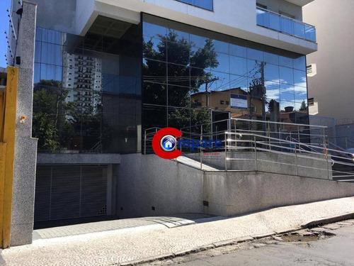 Salão Para Alugar, 520 M² Por R$ 15.000,00/mês - Vila Galvão - Guarulhos/sp - Sl0117