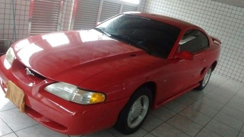 Ford Mustang V6 Automático Completo