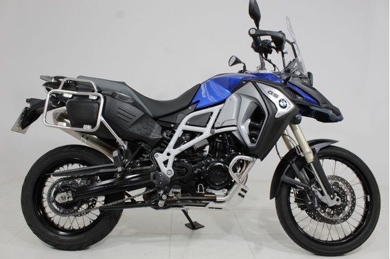 Bmw F 800 Gs Adventure 2018 Azul