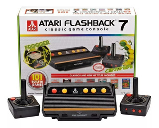 Atari Flashback 7 Classic Video Games 101 Jogos Na Memoria