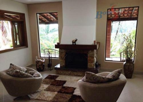 Imagem 1 de 30 de Chácara Com 5 Dormitórios À Venda, 5000 M² Por R$ 1.900.000,00 - Residencial Moenda - Itatiba/sp - Ch0008
