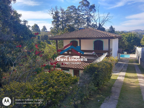 Imagem 1 de 15 de Oportunidade! Chácara Em Condomínio Fechado Em Atibaia-sp - Di101
