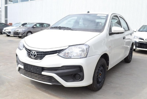 Toyota Etios X 4p 2021 !! Cupos Limitados!!!
