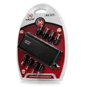 Carregador Universal Para Notebook 8 Pinos 90w Ac 100-240v