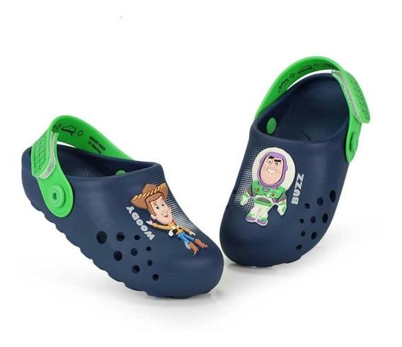 Sandália Papete Infantil Babuche Toy Story Grendene Kids