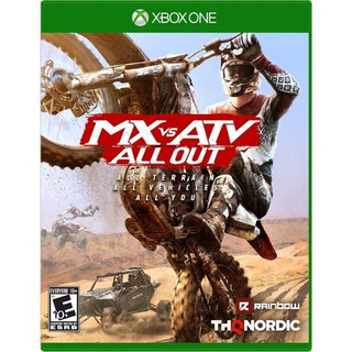 Mx Vs Atv All Out Fisico Nuevo Sellado Xbox One