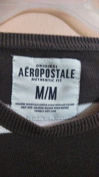Sweater Sueter Aeropostal Talla M Pequeña
