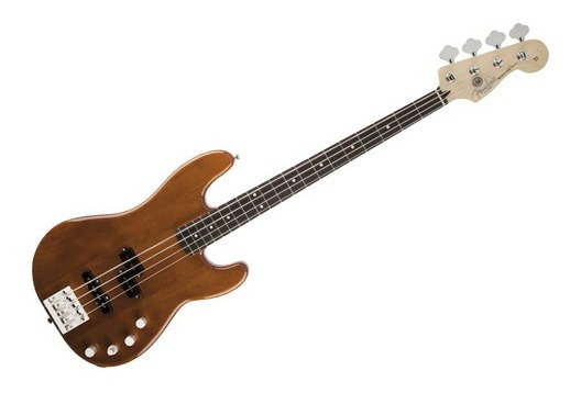 Bajo Electrico 4 C Fender Precision Bass Dlx Okoume Sale%