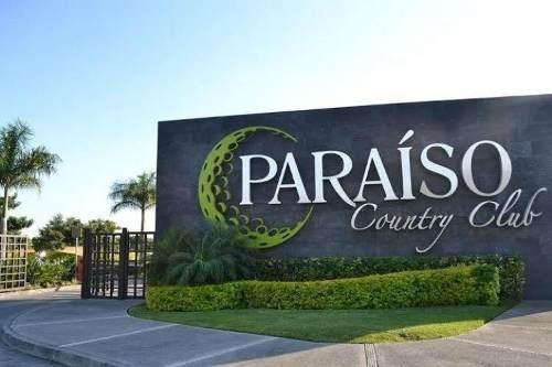 Oportunidad Terreno Preferente Aaa Club De Golf Paraíso