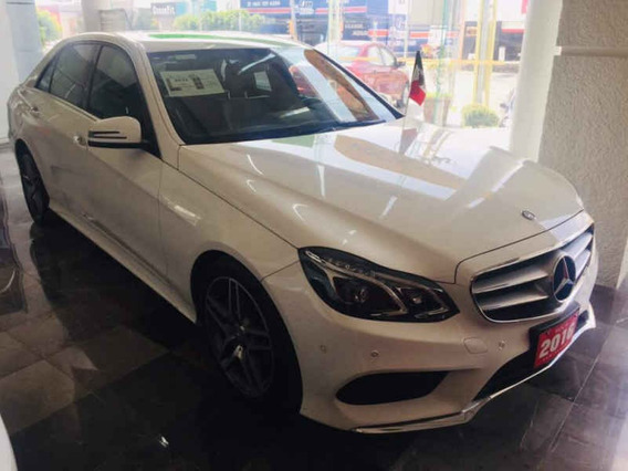 Mercedes-benz Clase E E400 Cgi Sport
