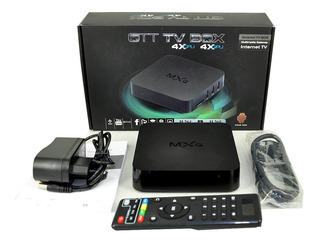 Smart Box Conversor Tv A Smart Apps Incluidas Envío Gratis
