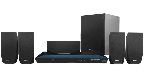Home Theater Sony Bdv-e2100 Blu-ray Wi-fi Bluetooth 1000 5.1