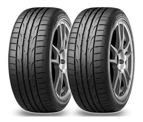Kit X2 Neumáticos Dunlop 215/55/16 Direzza Dz102 Bojanich