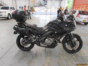 Suzuki Vstrom Dl 650