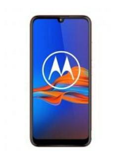 Celular Libre Motorola E6 64 Plus Red Grad