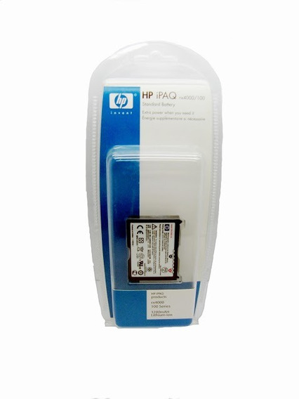 Bateria Para Ipaq Hp Rx4000100 Original Kit 5 Unidades