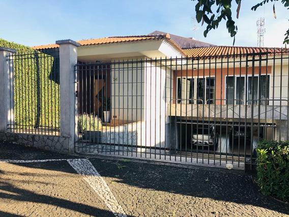 Casa Com 5 Dormitórios À Venda, 395 M² Por R$ 1.200.000,00 - Estrela - Ponta Grossa/pr - Ca0385