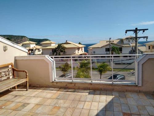 Imagem 1 de 10 de Casa À Venda, 208 M² Por R$ 1.250.000,00 - Camboinhas - Niterói/rj - Ca20937