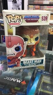Funko Pop! Beast Man # 539
