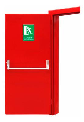 Puertas De Emergencia (salida De Emergencia)