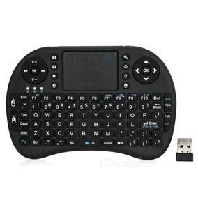 Mini Teclado Sem Fio Wireless Touch Android Tv