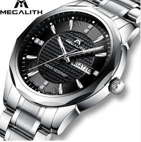 Relógio Megalith Marca Top À Prova D