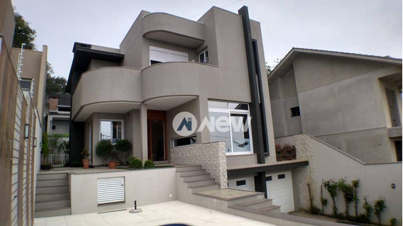 Casa À Venda, 270 M² Por R$ 1.480.000,00 - Jardim Do Alto - Ivoti/rs - Ca2887
