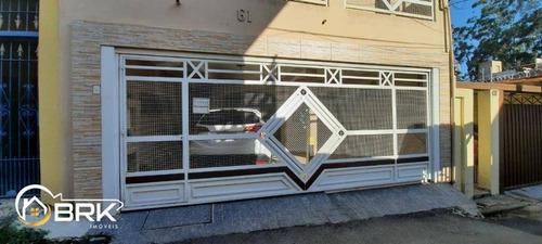 Sobrado Itaquera 4 Dormitórios Sendo 1 Suíte, 2 Vagas, 350 M2 - So0757