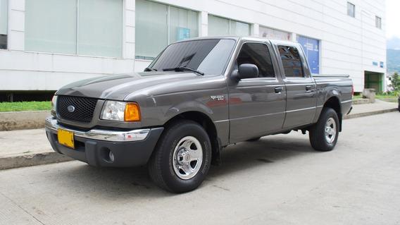 Ford Ranger Xlt Automatica Blindada 2 Plus 4x4