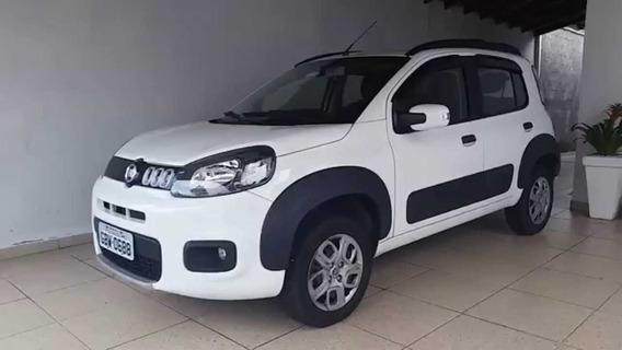 Fiat Uno Way. Kwid Clio Retira Con Tu Auto Usado O 75.000 A*
