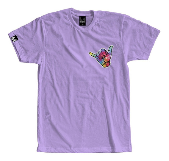 Tshirt Moda Tie Dye Unissex Hang Lose Trap Sad Tumblr Blusa