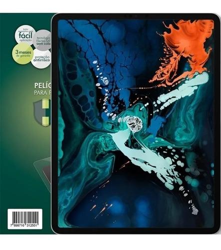 Imagem 1 de 3 de Película Hprime Nanoshield P/ New iPad Pro 12.9 Original Top