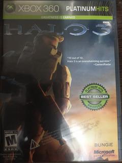 Juego Halo 3 Para Xbox 360