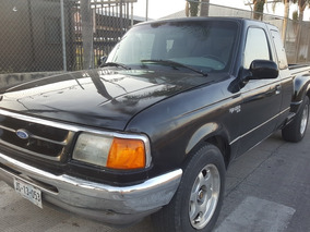 Ford Ranger Xlt V6 Regular Cab Caja California Mt 1997