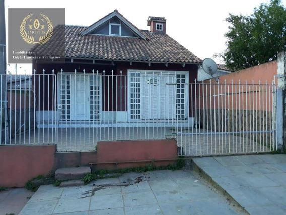Casa Com 2 Dormitórios À Venda, 180 M² Por R$ 235.000 - Jardim Algarve - Alvorada/rs - Ca0579