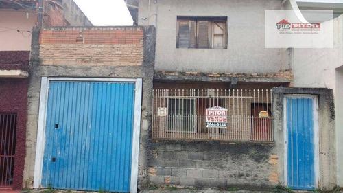 Terreno Residencial À Venda, Vila Marieta, São Paulo. - Te0228