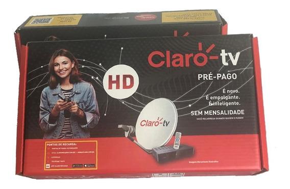 Receptor Claro Tv Pre Pago Hd