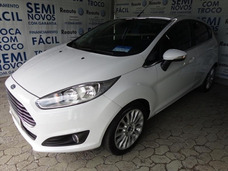 Ford Fiesta 1.6 Titanium Hatch 16v 4p Power Shift