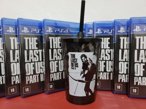 The Last Of Us 2 Ps4 Mídia Física + Brinde