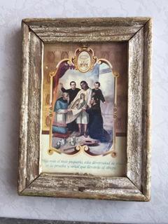 Juan Diego Cuauhtlatoatzin Antiguo Cromito Religioso