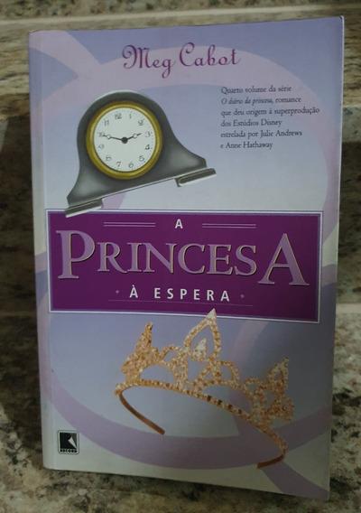 Livro A Princesa À Espera - Meg Cabot